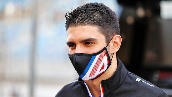 Alpine F1 klärt Fahrerfrage