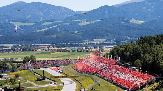 Red Bull Ring feiert Jubiläum!
