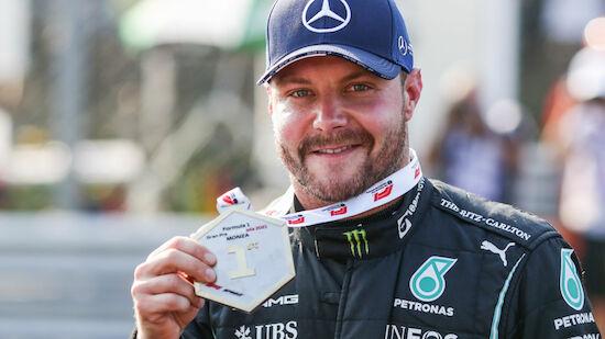 Verstappen-Pole trotz Bottas-Sieg im Monza-Sprint
