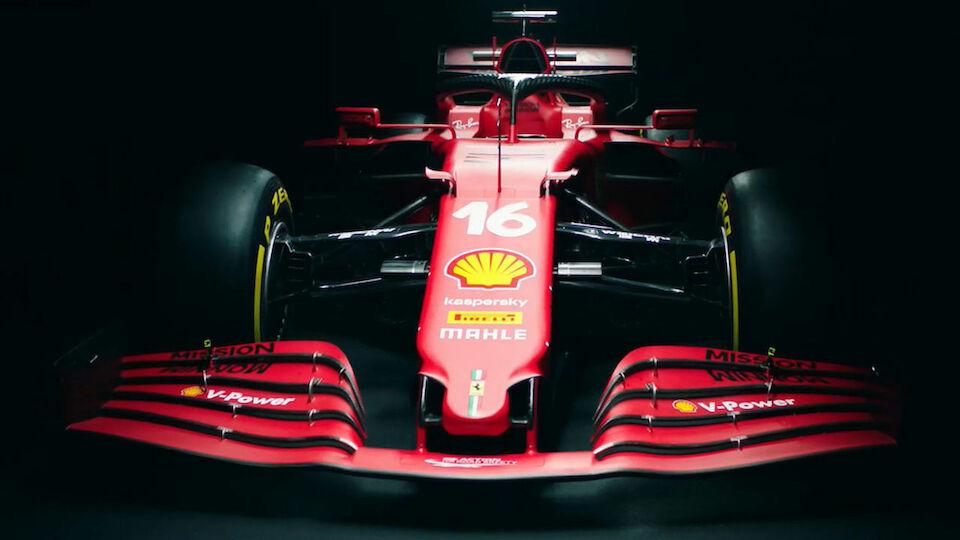 Diashow - Formel 1: Alle Autos 2021 im Überblick