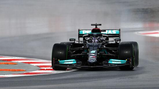 Bottas erbt die Hamilton-Pole in der Türkei