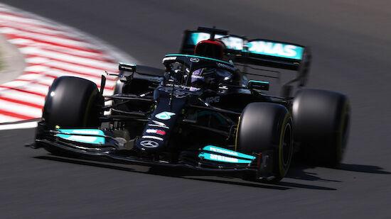 Hamilton mit Traumrunde auf Pole in Ungarn