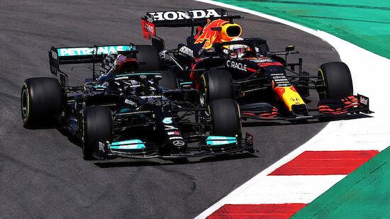 Lewis Hamilton triumphiert in Portugal
