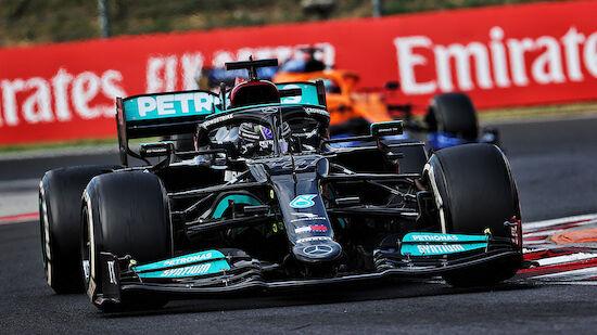 Motorwechsel bei Hamilton beim GP der Türkei?