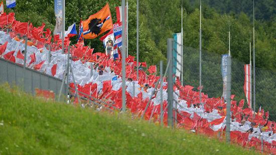 Spielberg hofft bei Österreich-GP auf volles Haus