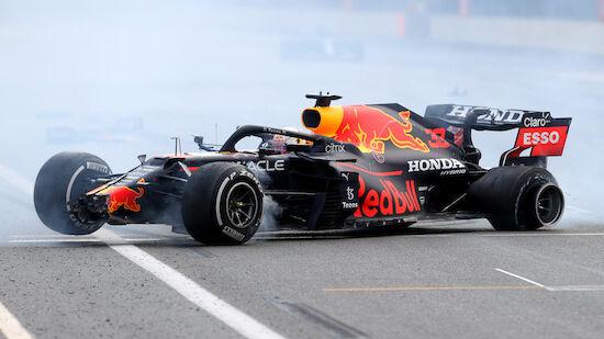 Pirelli-Platzer in Baku: Keine Trümmer schuld!