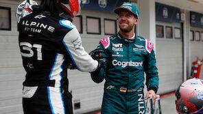 Sebastian Vettel verliert zweiten Platz in Ungarn!
