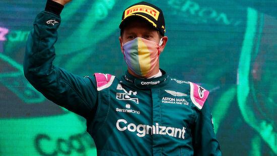 Vettel-Disqualifikation: Aston Martin mit Veto