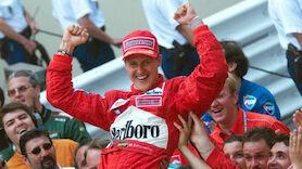 Die Sieger des GP von Monaco