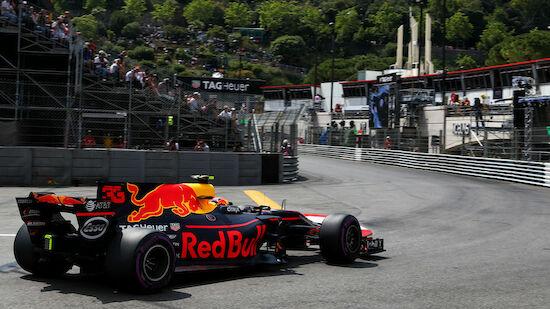 Red Bull beim Jubiläum in Monaco Favorit
