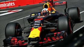 Ricciardo siegt in irrem Baku-GP