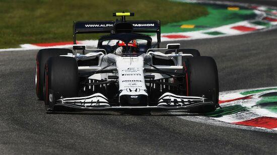 Gasly sorgt für Sensation in verrücktem Monza-GP
