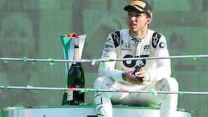 F1-Zukunft von Pierre Gasly geklärt