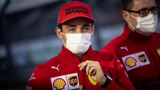 Leclerc scherzt über Monaco-Pechsträhne