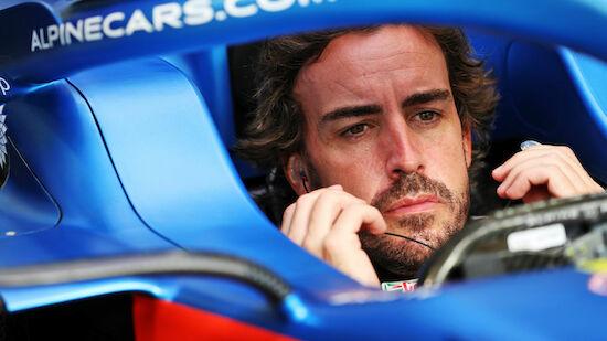 Müll zerstörte Alonsos Formel-1-Comeback