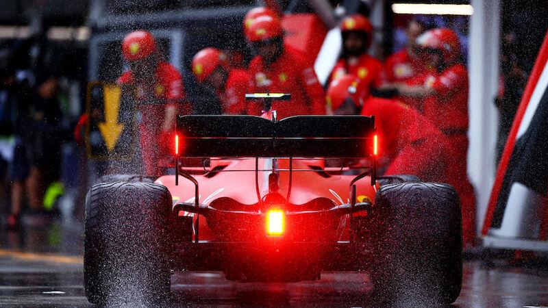 Gridstrafe für Ferrari und Charles Leclerc