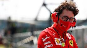 Ferrari: Binotto mit Seitenhieb gegen Vettel