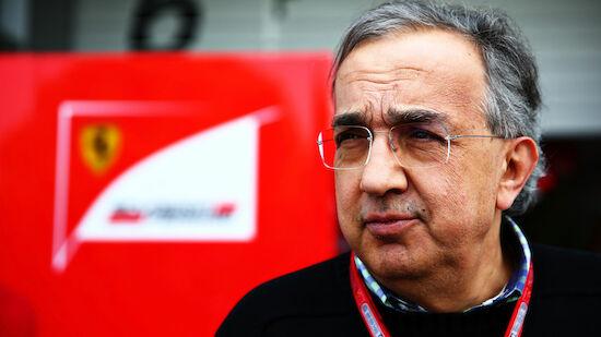 Rückzug von Ferrari-Präsident Marchionne