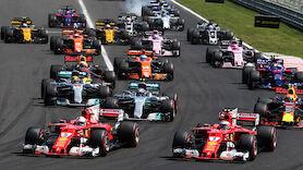 Formel-1-Besitzer diskutieren Start-Revolution