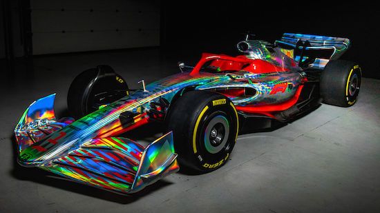 Neue Ära: So sehen die Formel-1-Autos 2022 aus
