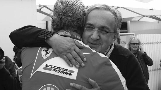Ex-Ferrari-Boss Sergio Marchionne verstorben