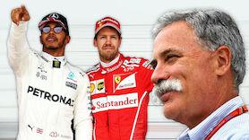 Halbzeit in der Formel 1: Das fiel auf