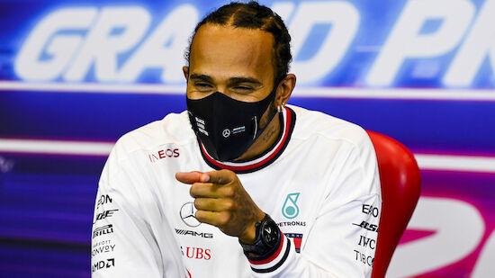Hamilton jagt Schumis Sieg-Rekord in Barcelona