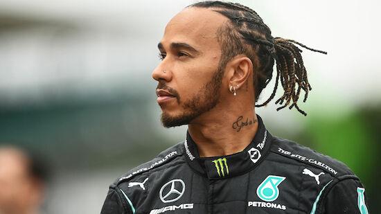 Hamilton kontert Ecclestone: Bin besser als früher