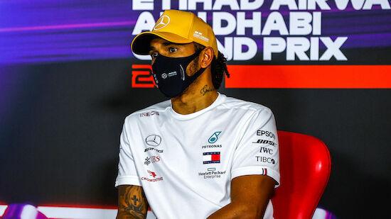 Lewis Hamilton: Zeichen stehen auf Weiterfahren!