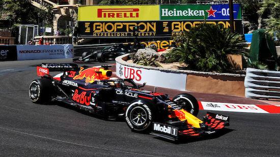 Verstappen siegt in Monaco und holt WM-Führung