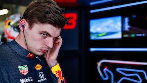 Mercedes klar voran: Lange Gesichter bei Red Bull