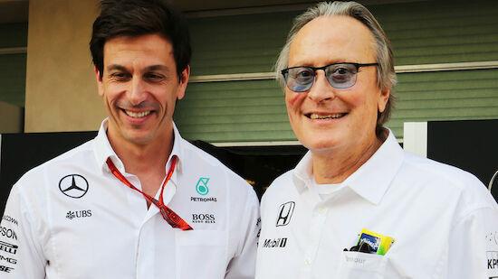 McLaren trauert um Mansour Ojjeh