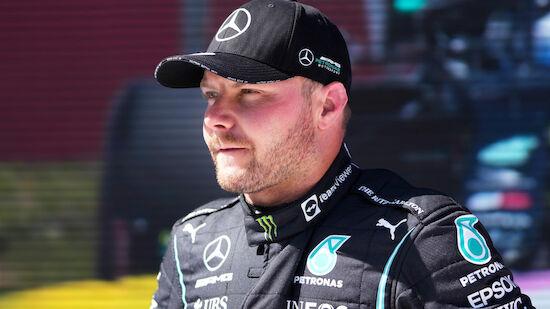 Unrühmlicher Formel-1-Rekord für Valtteri Bottas