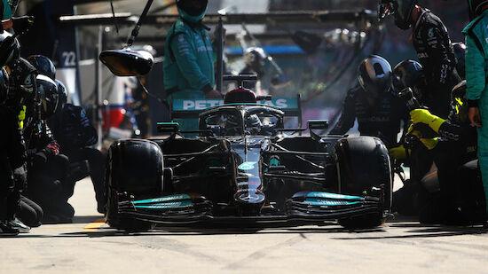 Hamilton wäre ohne Rennunterbrechung ausgefallen