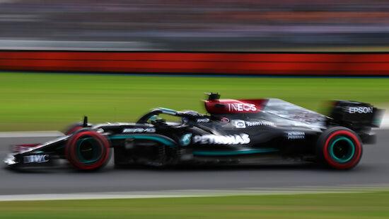 Mercedes zweifelt an Hamilton-Aufholjagd