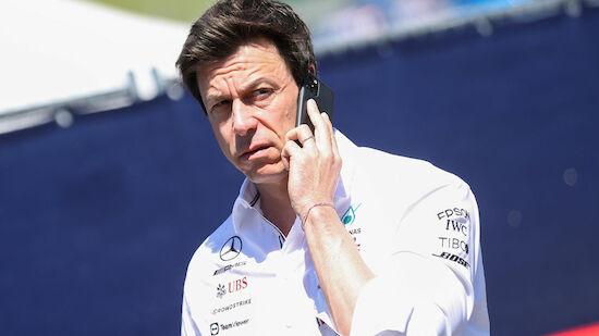 F1-Sprint: Wolff ist nicht ganz überzeugt