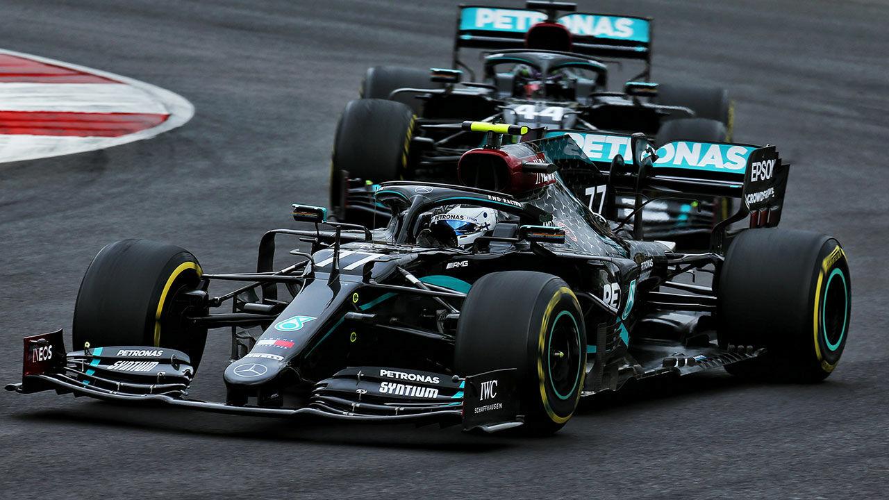 Formel 1 Qualifying Uhrzeit
