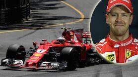 Umstrittener Sieg für Vettel