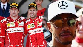 Hamilton: Ferrari-Teamorder klar