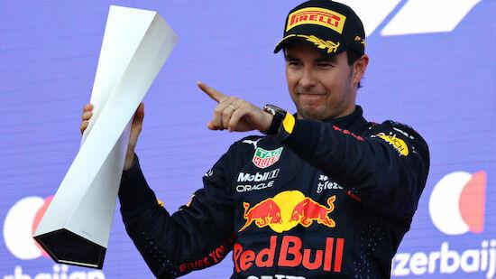 Sergio Perez: Der neue Faktor im Titelkampf