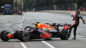 Verstappen-Drama in Baku! Perez erbt den Sieg