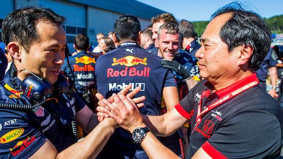 Honda klärt Formel-1-Zukunft