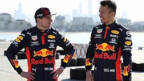 Die (ungewohnte) Fahrerfrage bei Red Bull Racing