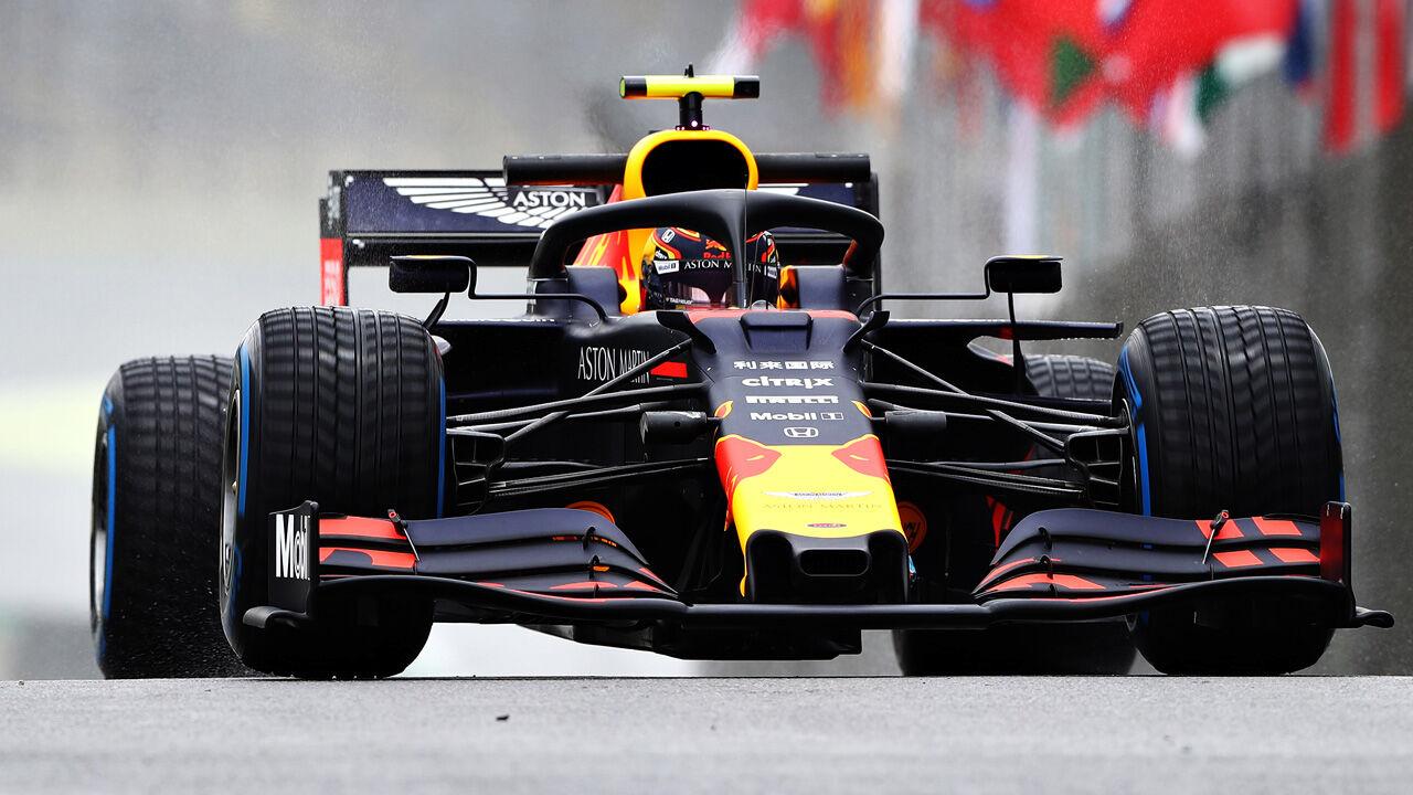 Formel 1 Albon
