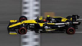 Trotz Sparkurs: Renault gibt F1-Treuebekenntnis ab