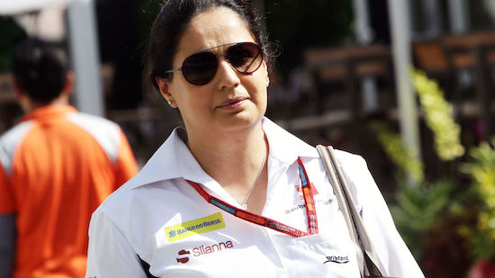 Vom Formel-1-Kommandostand zur Simulator-Chefin