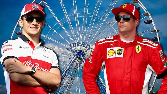 Das verrückte Fahrerkarussell der Formel 1