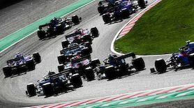 Kurios: Japan-GP zu früh zu Ende