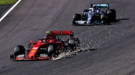 Strafe! Leclerc verliert Platz sechs in Japan