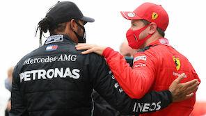 Hamilton? Für Vettel bleibt Schumi der Größte